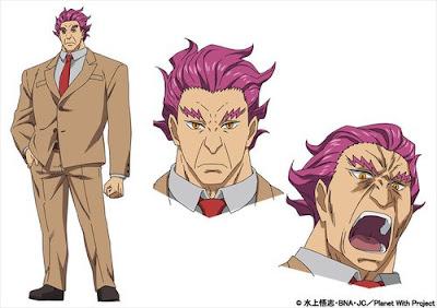 "Anime: Reveladas cuatro nuevas voces para el anime ""Planet With"""