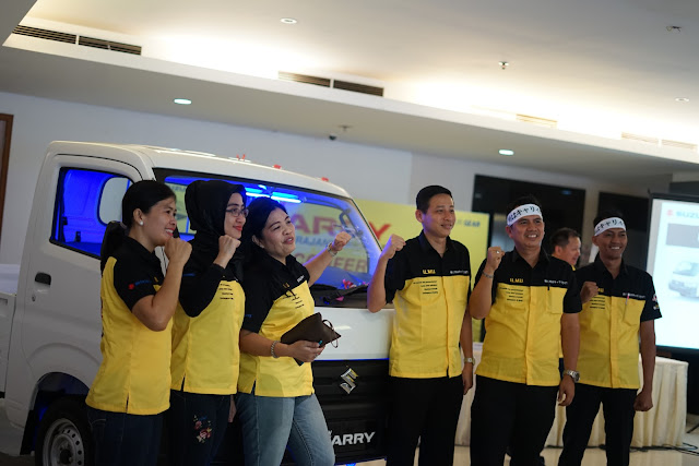 Tim Suzuki Nusa Sarana Citra Bakti