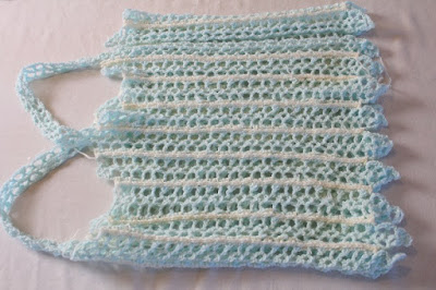 crochet, free pattern, tutorial, tank top, blouse, easy, joining stitch, single crochet 2 together, sc2tog