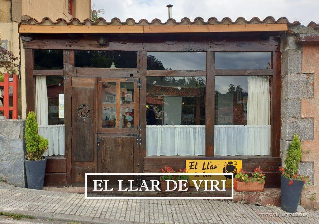 El Llar de Viri, San Román de Candamo, Asturias