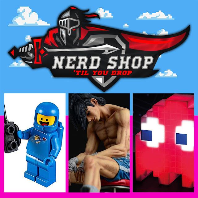 Nerd shopping antro marzo