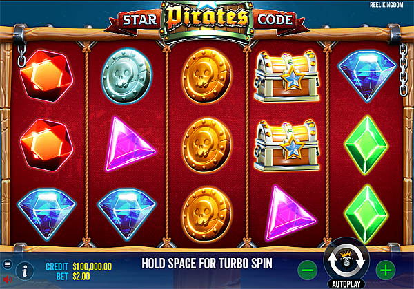 Main Gratis Slot Indonesia - Star Pirates Code Pragmatic Play