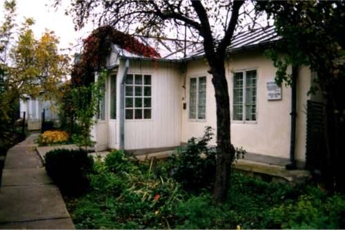 Casa Memoriala Otilia Cazimir