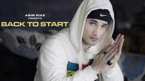 asim riaz back to start lyrics