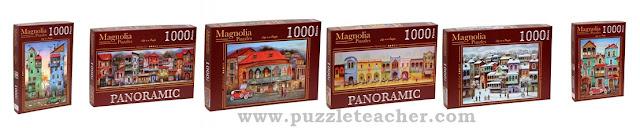 Magnolia Puzzle