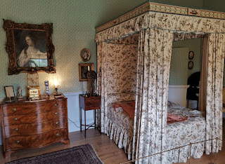 Nº1 Royal Crescent, The Lady's Bedroom.