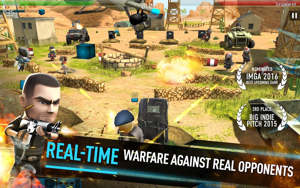 WarFriends: PvP Shooter Game Apk-Apklover