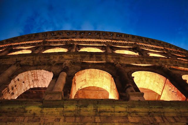 Dlaczego Rzym został nazywany wiecznym miastem
