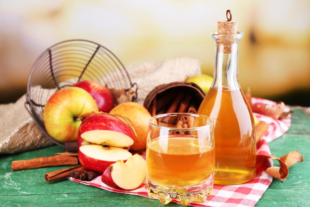 Cara Mencerahkan Wajah Kusam Secara Alami Memakai Cuka Apel