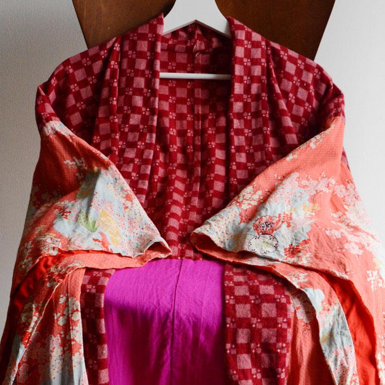 juban kimono robe