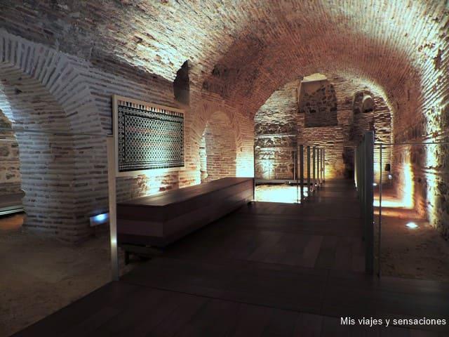 Cuevas de la casa-museo de el Greco, Toledo