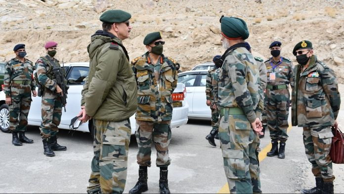 https://worldnewssuperfast.blogspot.com/2020/12/Army changed strategy during tensions in Ladakh, preparations on both China and Pakistan fronts