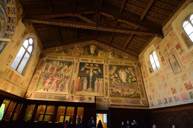 Sacristie de Santa-Croce