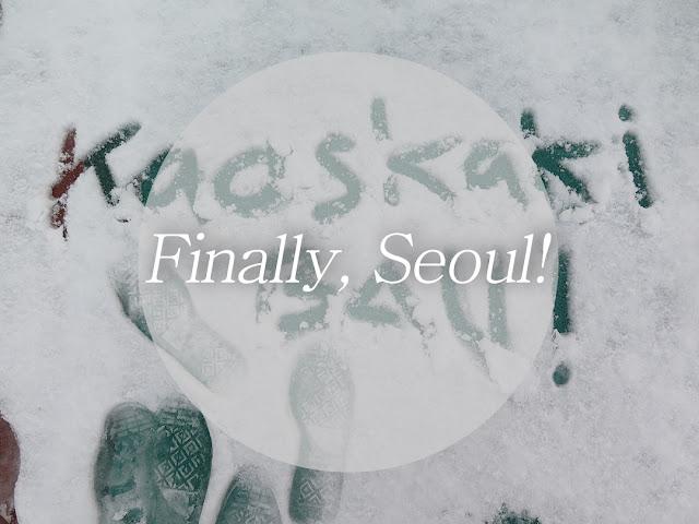 Salju di Seoul [Part 1]: Ke BBQ-nya Sungyeol 'Infinite' Bareng Teman Prancis