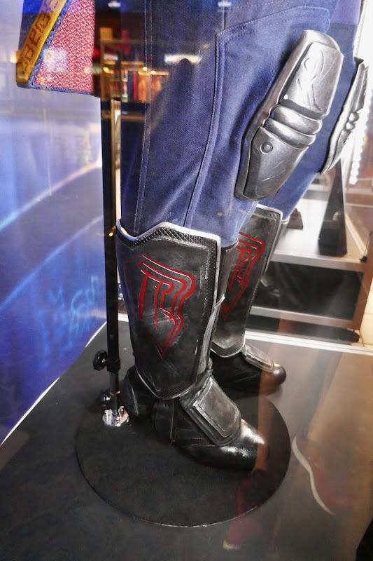 Shang-Chi Death Dealer costume boots