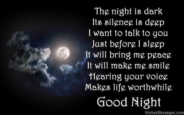 Good Night Images with Quotes 2021