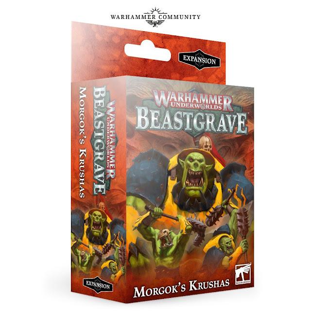 Morgok's Krushas Beastgave