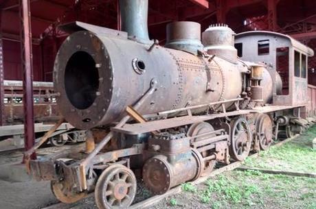 EFMM - Estação Porto Velho