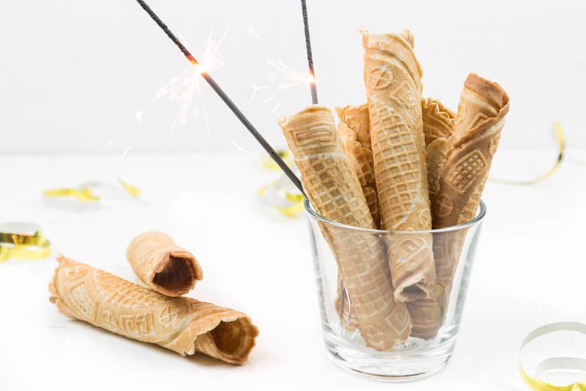 Ostfriesische Neujahrskuchen Rezept