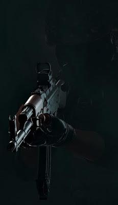 تصميم سلاح جندى مجهول يصوب نحو الاعداء