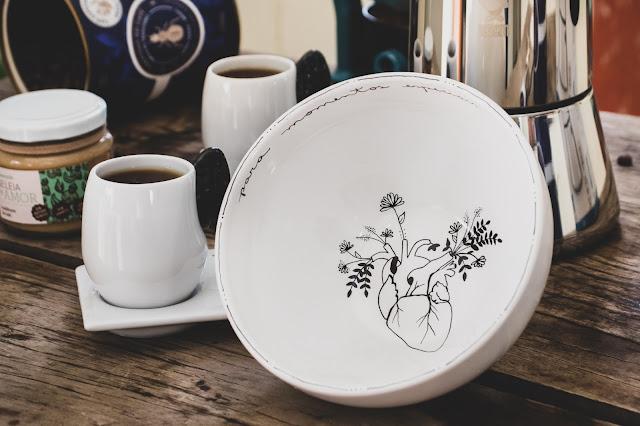 Tigela de Cerâmica - Fer Attanasio