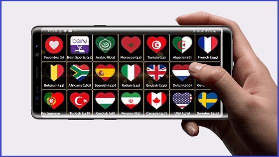 تحميل تطبيق Golds tv لمشاهدة القنوات بدون اشتراك يجب ان يتواجد في هاتفك