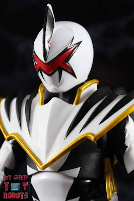 Power Rangers Lightning Collection Dino Thunder White Ranger 01