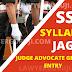 जज एडवोकेट जनरल पद की भर्ती के लिए एसएसबी पाठ्यक्रम SSB syllabus for - JAG - judge advocate general entry scheme