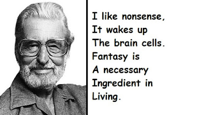 """Dr. Seuss Quotes About Fantasy"""
