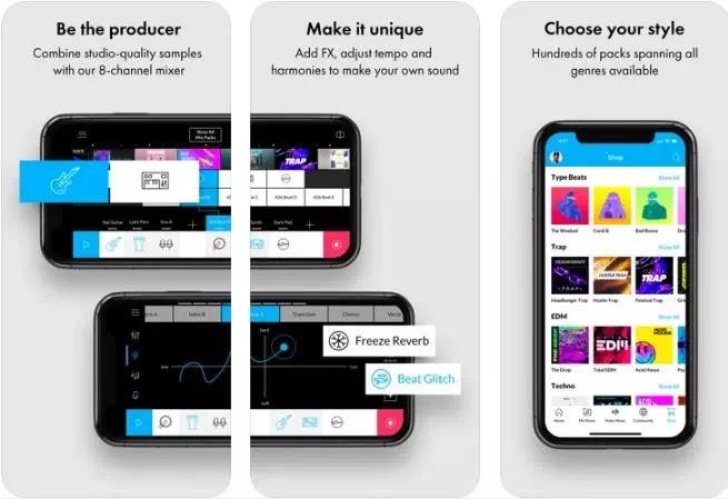 aplikasi editor musik gratis terbaik di iPhone dan iPad-5