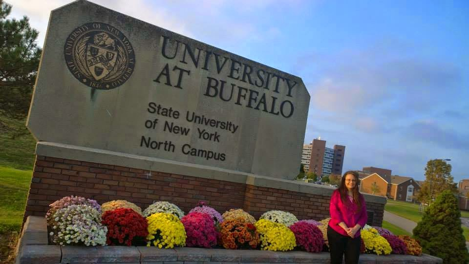 SUNY Buffalo Sign