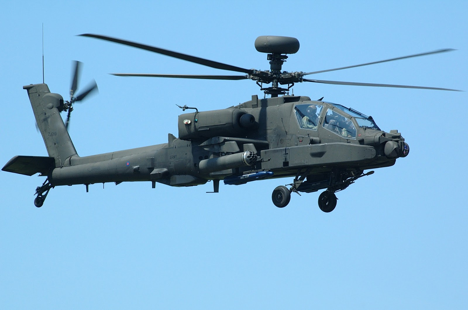 army apache combat helicopter on blue background for blog post about movie apache warrior