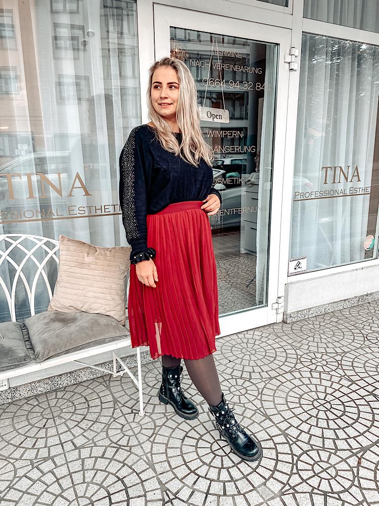 Erfahrungsbericht Tina Professional Esthetics Graz Kosmetikstudio