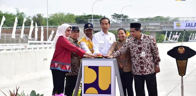 Jokowi: Akhir Tahun Tol Jakarta-Surabaya Tersambung