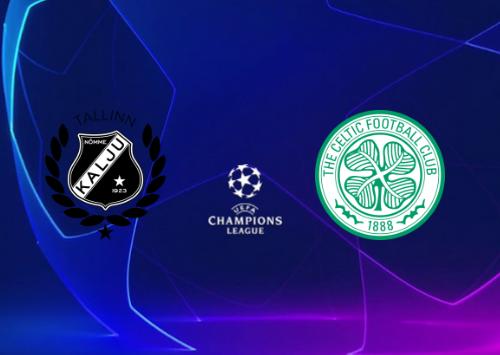 Nõmme Kalju vs Celtic - Highlights 30 July 2019