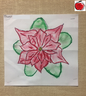 http://terristeachingtreasures.blogspot.ca/2015/12/poinsettia-guided-drawing.html
