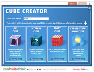 Another Great Tool to Engage Students in Creative Writing and Reading Activities