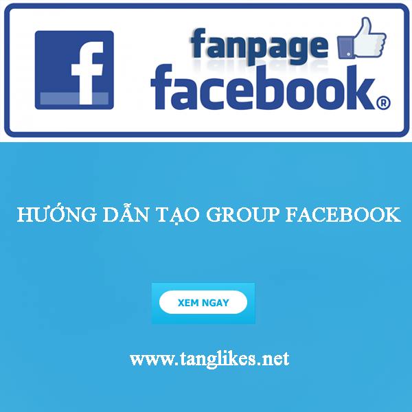 cách tạo group facebook