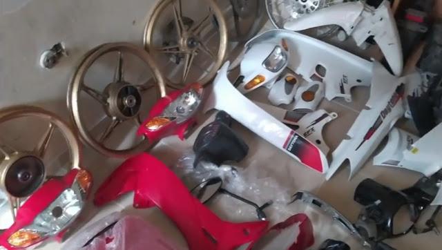 Πελοπόννησος: 10 χρόνια δρούσε ανενόχλητος κλέβοντας πάνω από 81 μοτοσυκλέτες (βίντεο)