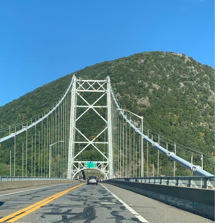 Bear Mountain Bridge, Peekskill, NY  _ Ms. Toody Goo Shoes