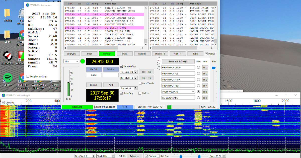 W0CP: Tips for Operating the FT8 Digital Mode