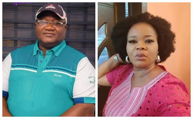 Actress Bimbo Oshin Husband, Ola Ibronke slumps and dies