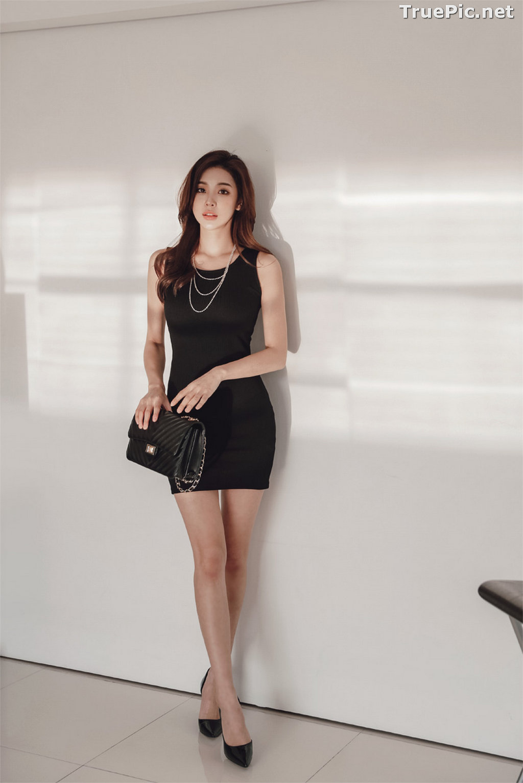 Image Korean Beautiful Model – Park Da Hyun – Fashion Photography #2 - TruePic.net - Picture-9