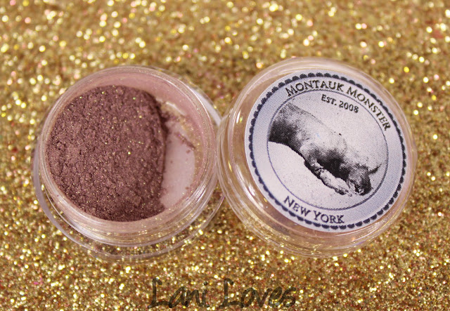 Notoriously Morbid Montauk Monster Eyeshadow Swatches & Review