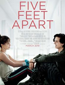 Sinopsis pemain genre Film Five Feet Apart (2019)
