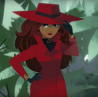 Review – Carmen Sandiego: 2ª Temporada