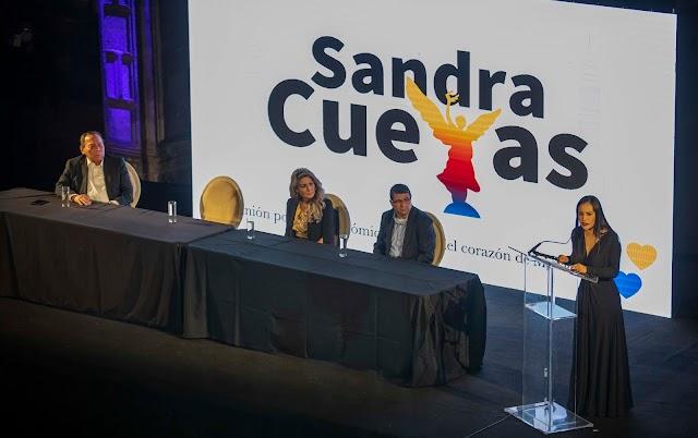 LA CUAUHTÉMOC SERÁ, EN 18 MESES, LA MEJOR ALCALDÍA DE LA CDMX EN SEGURIDAD, SALUD Y REACTIVACIÓN ECONÓMICA: SANDRA CUEVAS