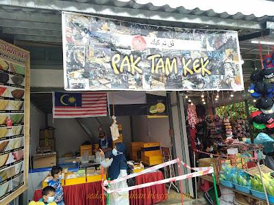 Pak Tam Kek Viral Cameron Highlands
