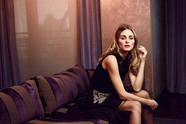 ELLE Malaysia February 2016: Olivia Palermo Photoshoot by Carla Guler