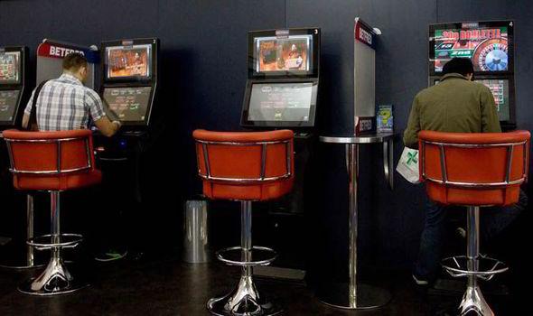 Gambling commission address change